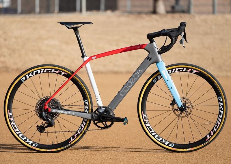 Rodeo Labs Partners with Cerakote on Their 2021 Team Gravel Bikes