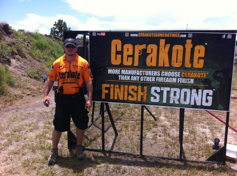 Cerakote: Built For Speed
