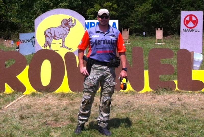 Kodiak Koating at Rockcastle Three Gun Match