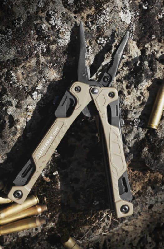 Leatherman Multi-Tools Now Featuring Cerakote Ceramic Coatings