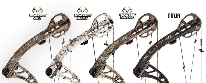 Elite Bows Offer Cerakote Protection For 2013
