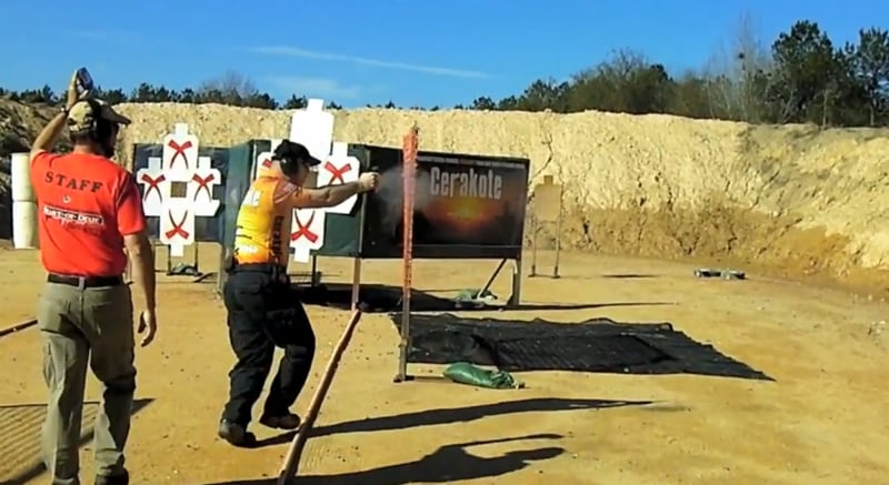 Cerakote Protection And Endurance A Benefit For Speed Shooters