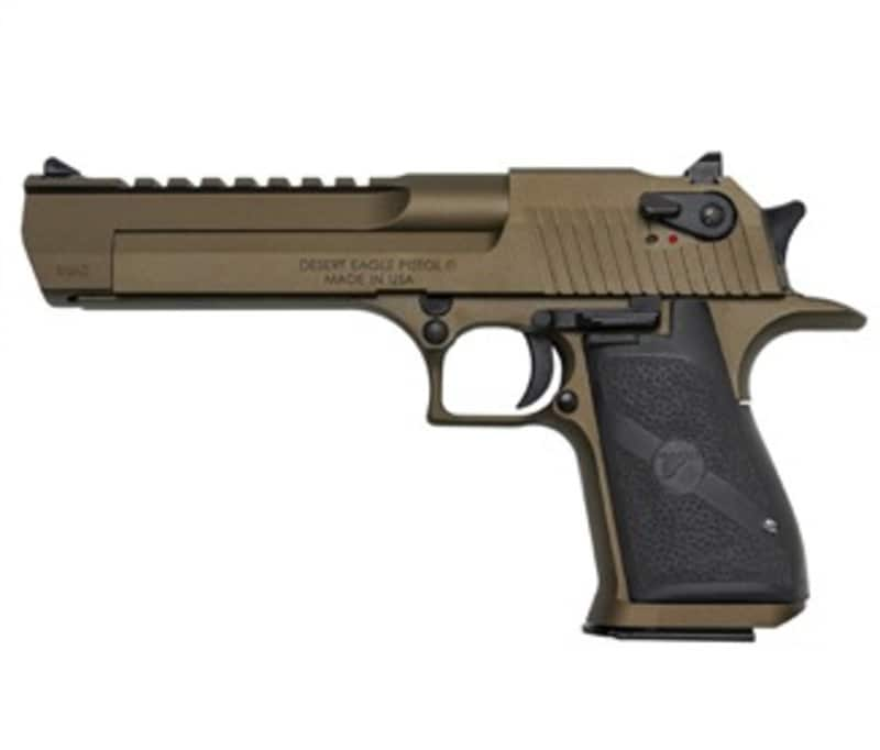 Magnum Research Chooses Cerakote For The Mark XIX Desert Eagle 50 AE and 44 Magnum