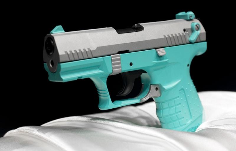 Cerakote Firearm Coatings Adds Robin's Egg Blue To Color Selection