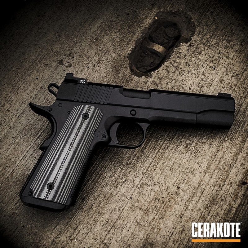 Cerakote Launches Elite Blackout