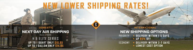Announcing New Extremely Low International Shipping Rates