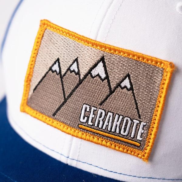 Cerakote Mountain Stitch Hat