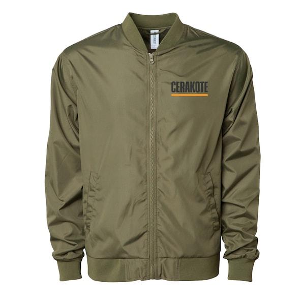 Moto Bomber Jacket