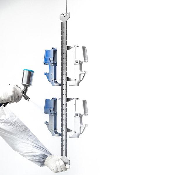 AR-15 LOWER RECEIVER FIXTURE