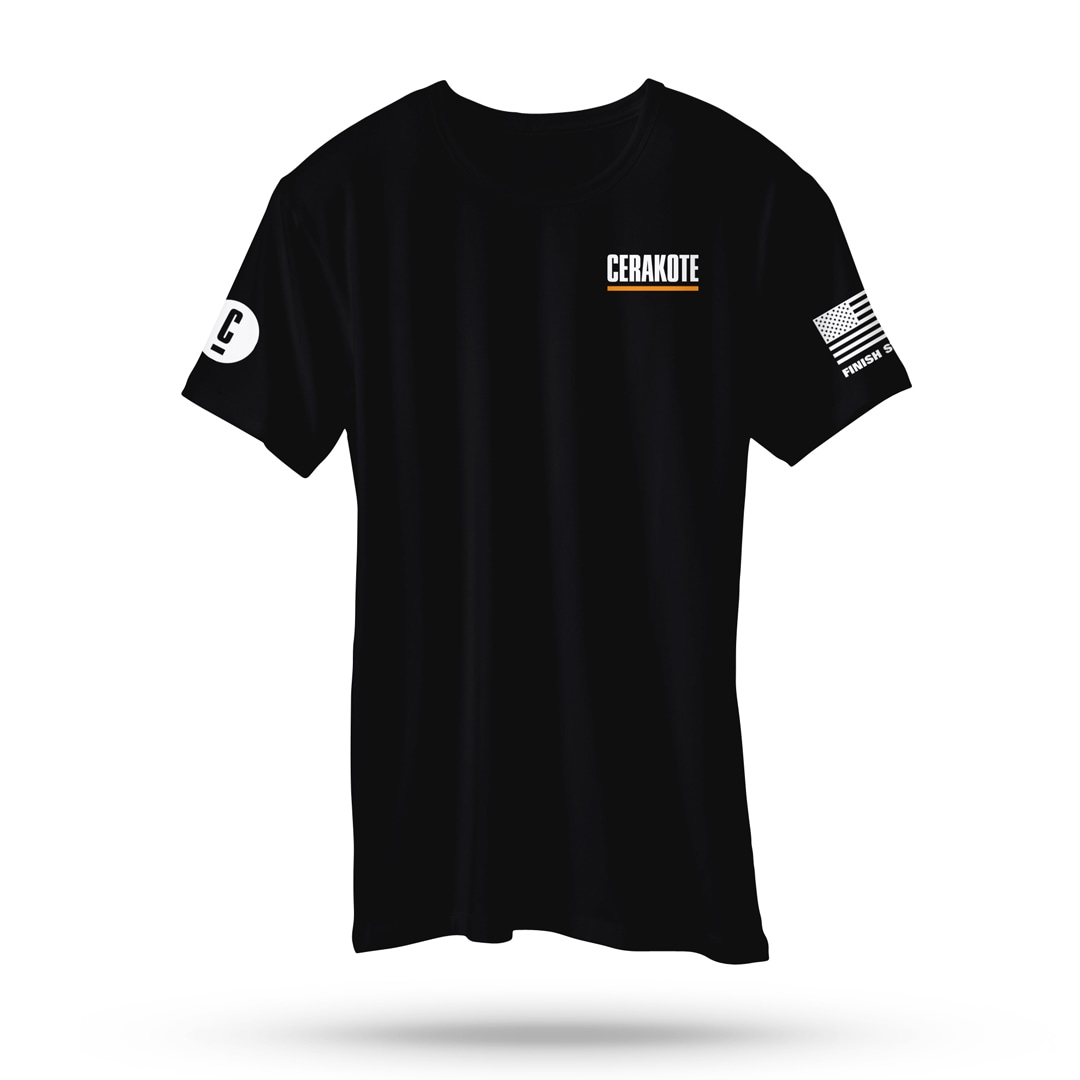 High resolution product image of CERAKOTE BRAND TEE