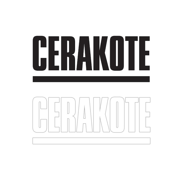 CERAKOTE VINYL PACK