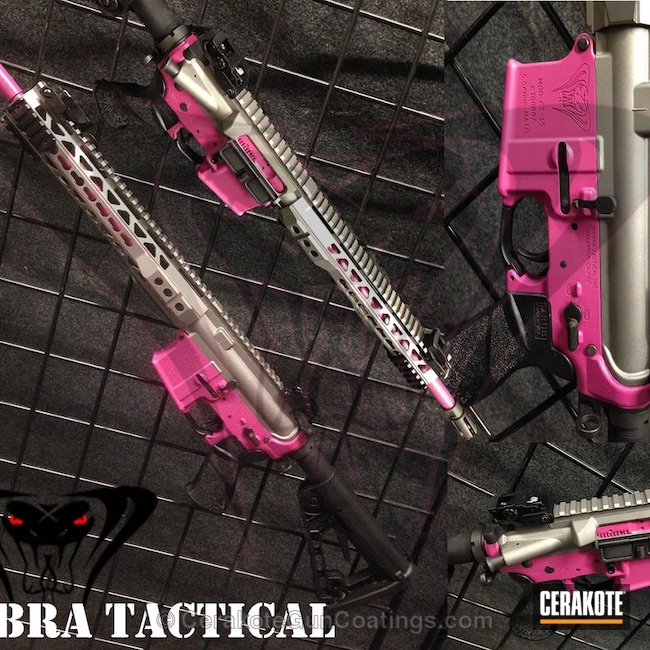 "Thumbnail image for project ""H-224 Sig Pink with H-219 Gun Metal Grey"""
