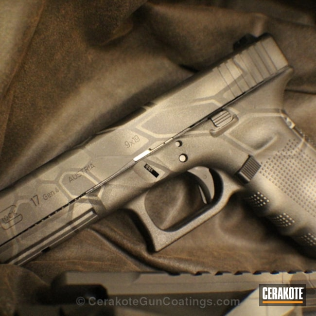 "Thumbnail image for project ""H-146 Graphite Black with H-147 Satin Mag"""
