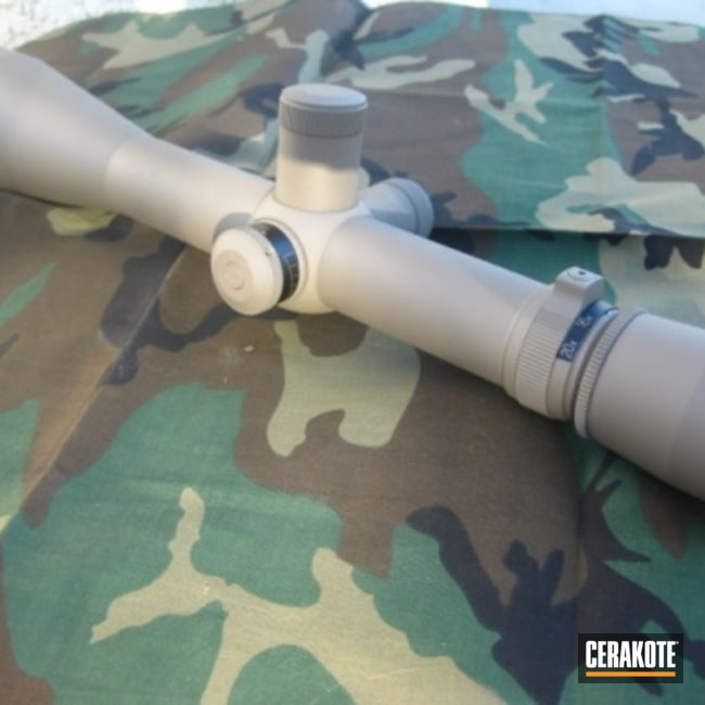 Cerakoted: Scope,Flat Dark Earth H-265,Optics