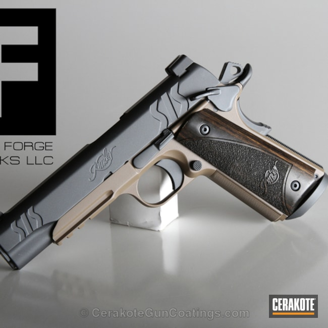 "Thumbnail image for project ""H-267 MagPul Flat Dark Earth with H-234 Sniper Grey"""