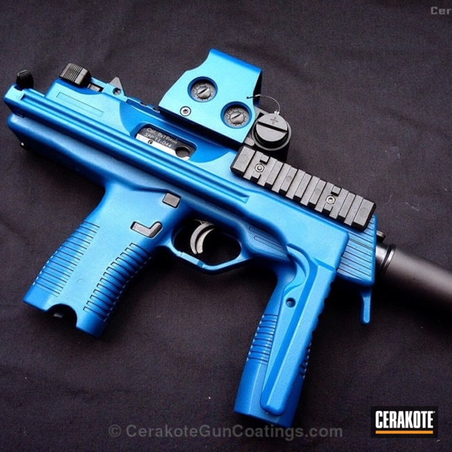 Cerakoted: Handguns,Sky Blue H-169
