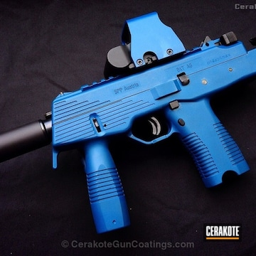 Cerakoted H-169 Sky Blue