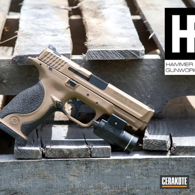 "Thumbnail image for project ""H-149 Copper Brown with H-146 Graphite Black"""