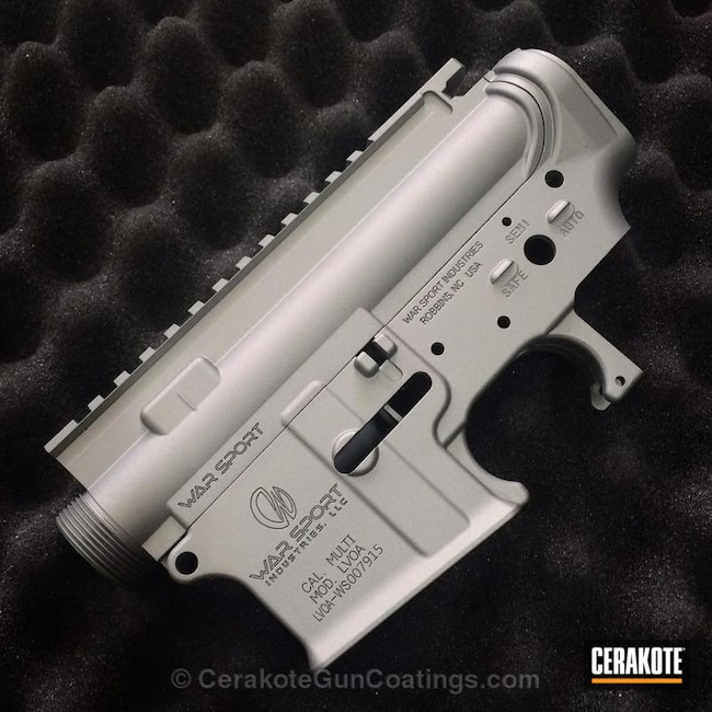 Cerakoted: Satin Mag H-147,Gun Parts