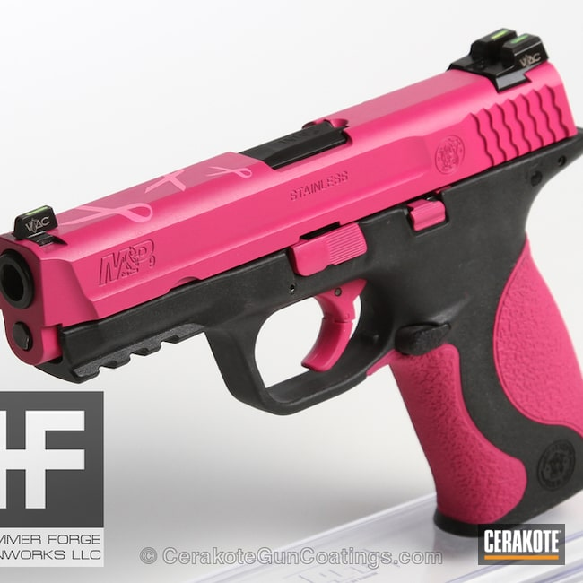 "Thumbnail image for project ""H-224 Sig Pink with H-208 Wild Pink"""