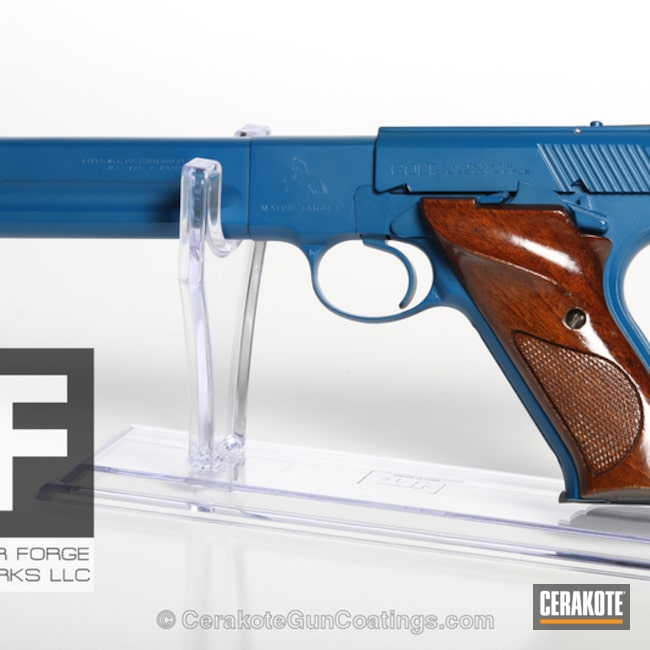 Cerakoted H-169 Sky Blue