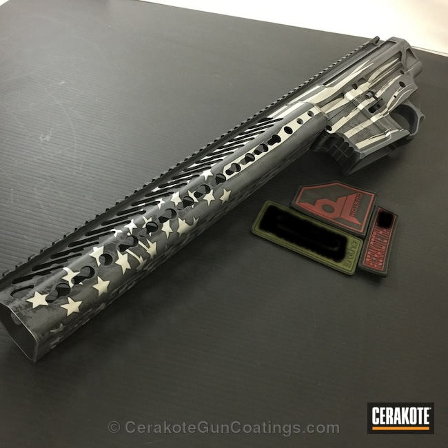 "Thumbnail image for project ""H-234 Sniper Grey with H-146 Graphite Black"""