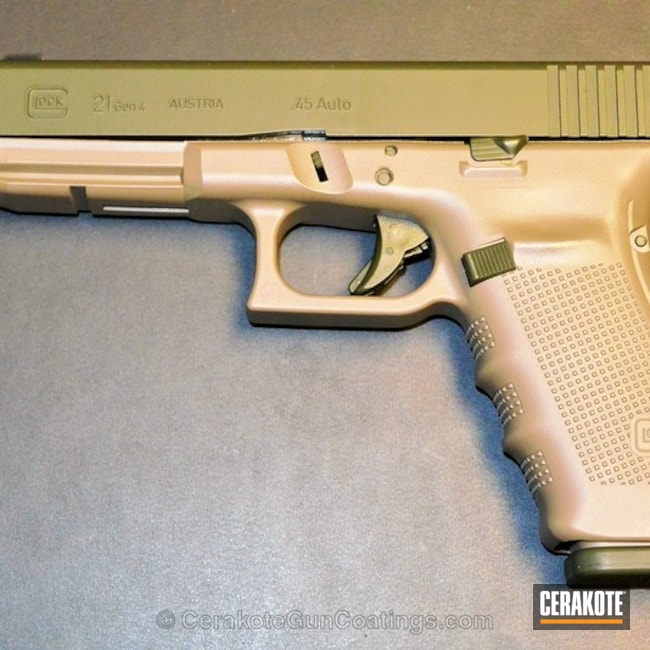 "Thumbnail image for project ""H-232 MagPul O.D. Green with H-265 Flat Dark Earth"""