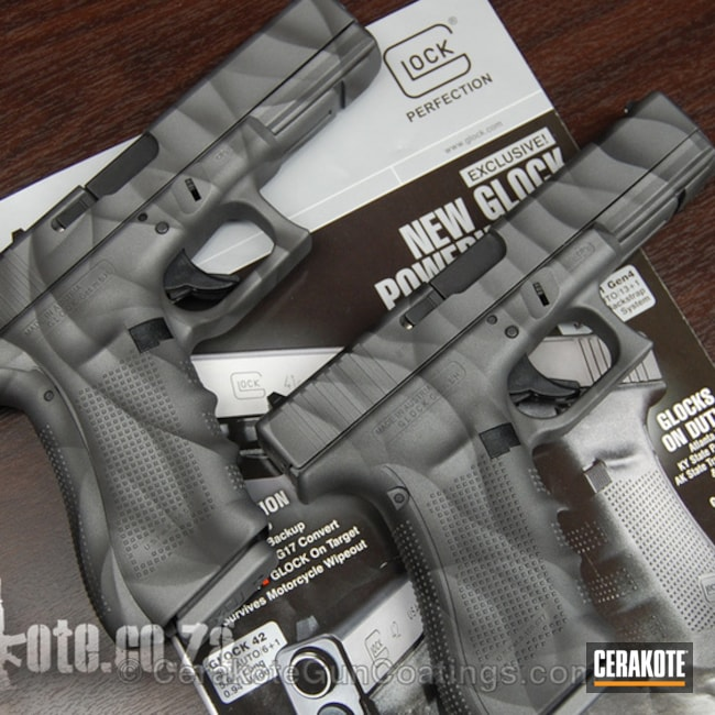 "Thumbnail image for project ""H-227 Tactical Grey with H-146 Graphite Black"""