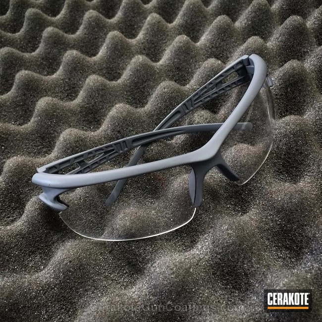 Cerakoted: Sunglasses,Combat Grey H-130
