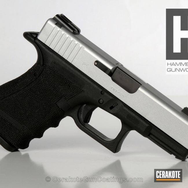 Cerakoted H-151 Satin Aluminum