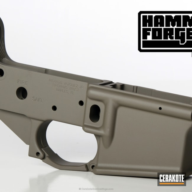 Cerakoted H-231 Magpul Foliage Green
