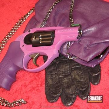 Cerakoted H-197 Wild Purple