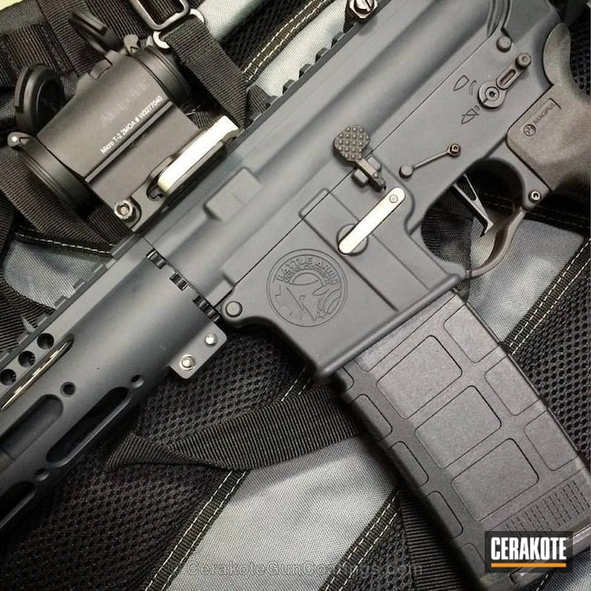 Cerakoted H-188 Magpul Stealth Grey