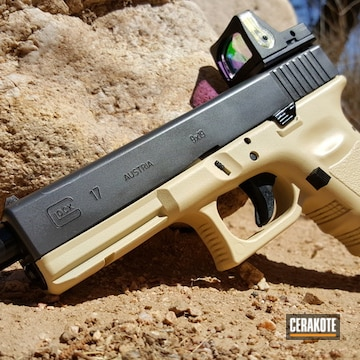 Cerakoted H-142 Light Sand
