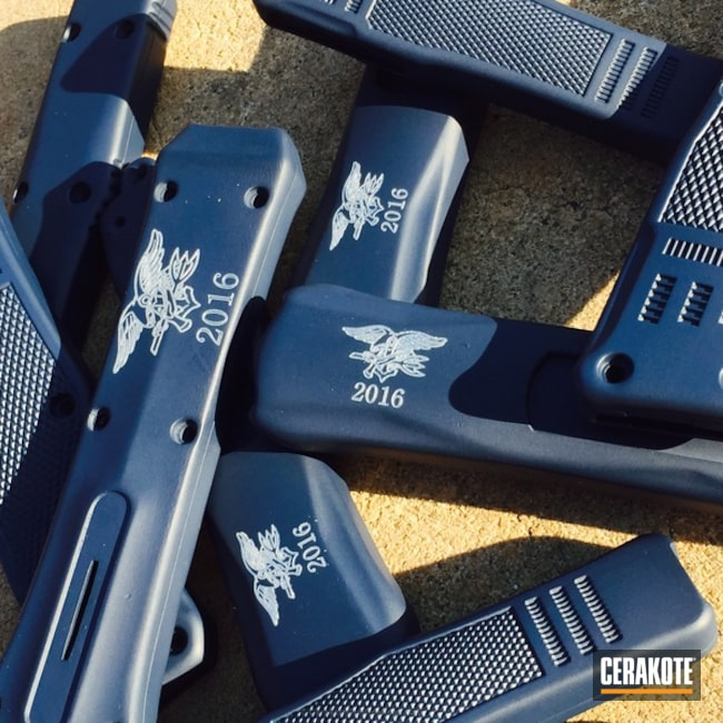Version Of The 1st Project Picture Knives Kel Tec Navy Blue H