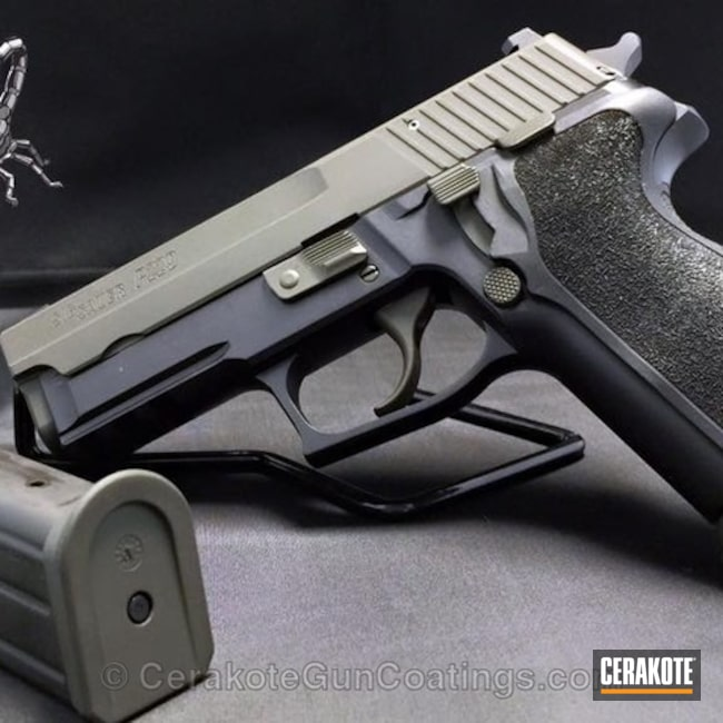 "Thumbnail image for project ""H-232 MagPul O.D. Green and H-146 Graphite Black"""