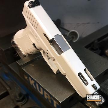 Cerakoted H-140 Bright White