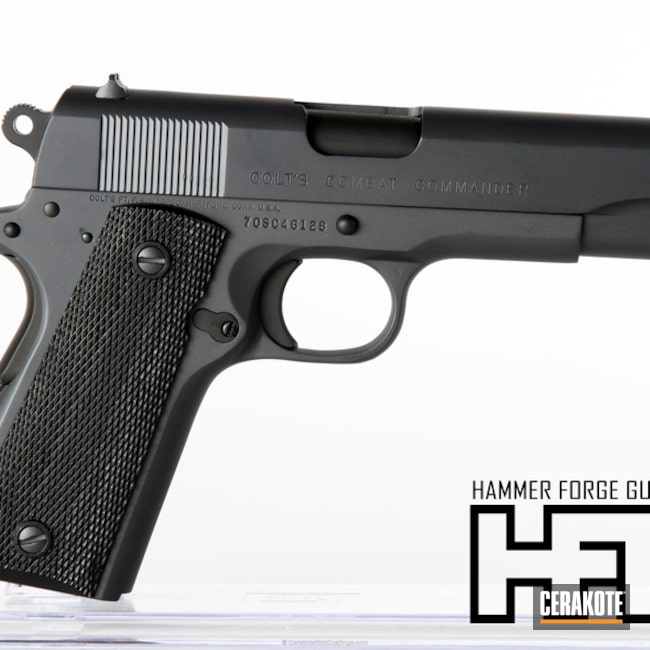 H-234 Sniper Grey with H-146 Graphite Black