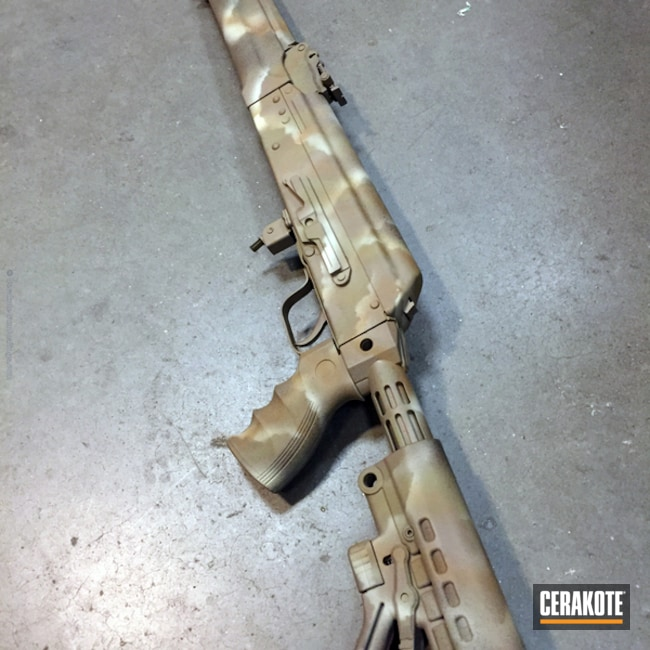 H-267 MagPul Flat Dark Earth, H-235 Coyote Tan and H-199 Desert Sand