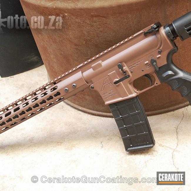 Cerakoted H-212 Federal Brown