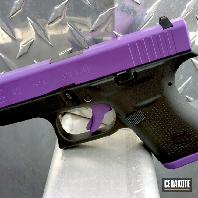 "Thumbnail image for project ""H-217 Bright Purple"""