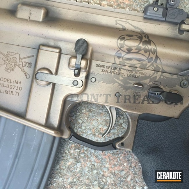 "Thumbnail image for project ""H-267 MagPul Flat Dark Earth, H-226 Patriot Brown and H-146 Graphite Black"""