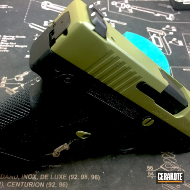 "Thumbnail image for project ""H-189 Noveske Bazooka Green"""