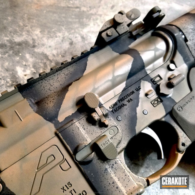 "Thumbnail image for project ""H-267 MagPul Flat Dark Earth, H-232 MagPul O.D. Green, H-190 Armor Black and H-199 Desert Sand"""
