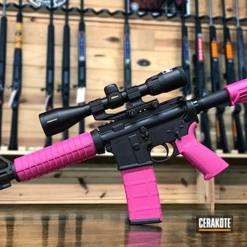 Cerakoted H-224 Sig Pink