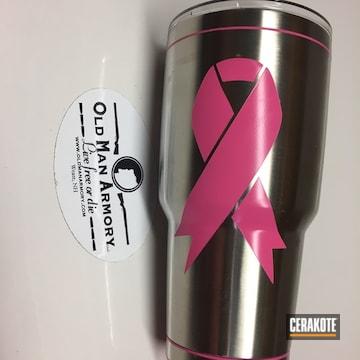 Cerakoted H-141 Prison Pink
