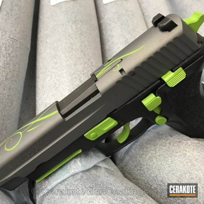 "Thumbnail image for project ""H-190 Armor Black. H-227 Tactical Grey and H-168 Zombie Green"""