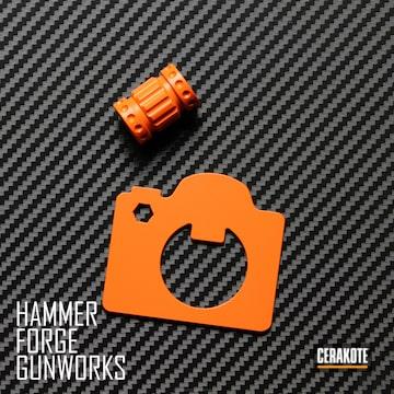 Cerakoted H-128 Hunter Orange