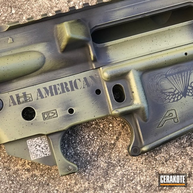 "Thumbnail image for project ""H-189 Noveske Bazooka Green and H-146 Graphite Black"""