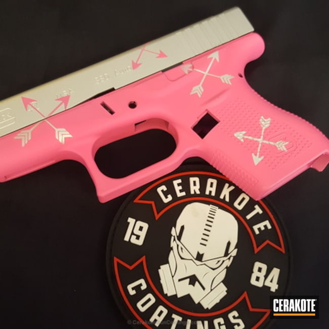 "Thumbnail image for project ""H-151 Satin Aluminum and H-141 Prison Pink"""